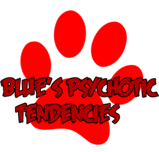 Blue's psychotic tendencies logo