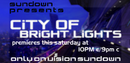 City of bright lights 20 27 promo
