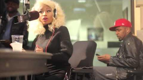 DJ Prostyle Exclusive Interview With Nicki Minaj On Power 105