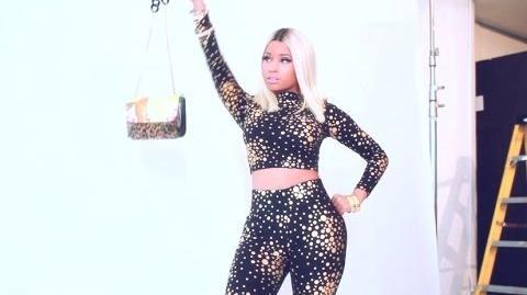 Nicki Minaj Interview 2013 Star's Kmart Clothing Line Brings Hip-Hop Influence