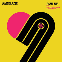 Major Lazer - Run Up