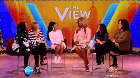 Nicki Minaj Interview The View 2015 HD