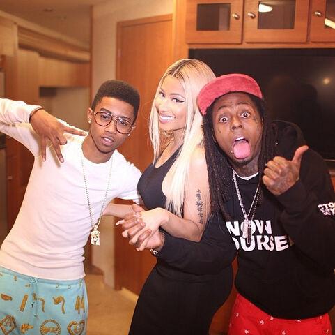 File:Lil-Twist-Nicki-Minaj-and-Lil-Wayne.jpg