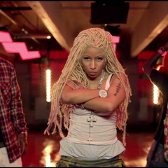 <i>At Y. U. Mad Music Video with Birdman &amp; Lil Wayne</i>