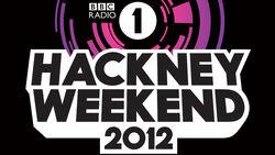 Hackney Weekend 2012 logo