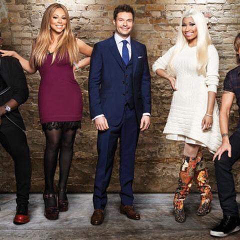 <i>The Judges of American Idol</i>