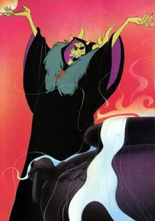 Black cauldron john musker tim burton disney animation