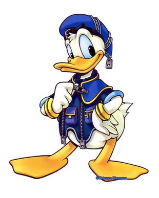 Donald-duck-kingdom-hearts-character-artwork