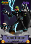 Nicktoons professor calamitous halloween by neweraoutlaw-d68ngdm