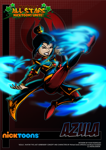 File:Nicktoons azula alternate artwork by neweraoutlaw-d5cod11.png