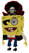SpongeBob - Pirate