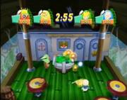 Nickelodeon Party Blast Food Fight Screenshot
