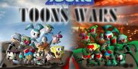 Nicktoons: Toons Wars
