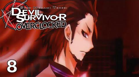 PASSING JUDGMENT - Let's Play - Devil Survivor Overclocked - 8 - Walkthrough Playthrough