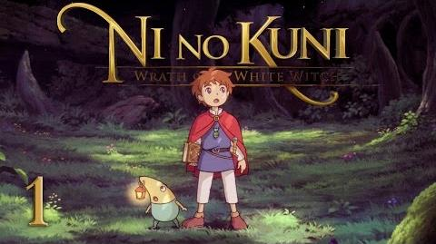 A NEW ADVENTURE! - Let's Play - Ni no Kuni- Wrath of the White Witch - 1 - Walkthrough Playthrough