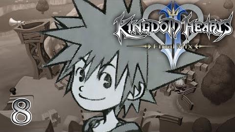 MEMORY LANE - Let's Play - Kingdom Hearts 2 Final Mix HD - 8 - Walkthrough Playthrough