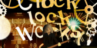 Clock lock works