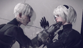 2B and 9S in PS4 Trailer.png