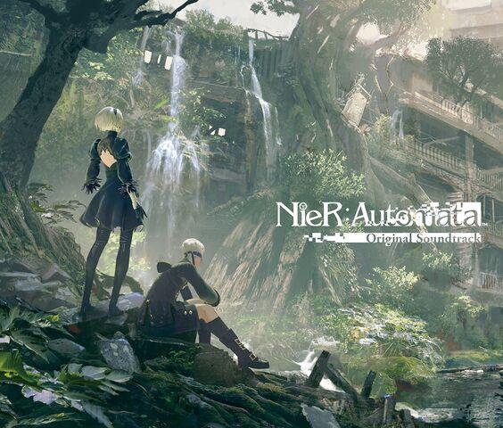 File:Nier Automata Original Soundtrack.jpg