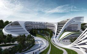 Futuristicbuilding