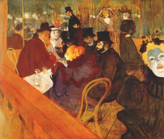 File:Lautrec at the moulin rouge 1892.jpg