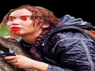 Hunger Games Deleted Scene