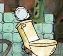 Ned's Toilet