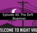The Deft Bowman