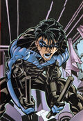 Nightwing's Escrima Sticks (New Earth)