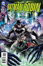Batman and Robin Eternal 2 Cover
