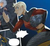 Gladius (Character) (Prime Earth)
