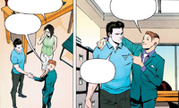 Nightwing (Vol 4) 10 - James meets Dick Grayson