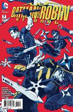 Batman & Robin 7 Cover