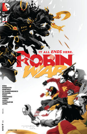 Robin War 2 (Volume 1)