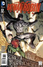 Batman and Robin Eternal 6 Cover
