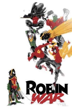 Robin War Image