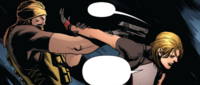 Grayson 18 - Tiger has Alia as she taunts him