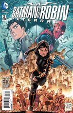 Batman and Robin Eternal 3 Cover