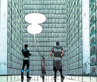 Nightwing 2 2016 - Raptor and Nightwing praised by the Parliment