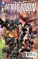 Batman and Robin Eternal 1 Cover