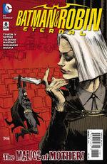 Batman & Robin Eternal 8 Cover