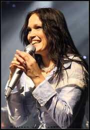 Tarja My Winter Storm LIVE by Anvanya1981