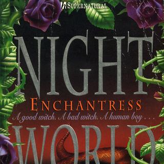 1997 Book Cover (Enchantress)