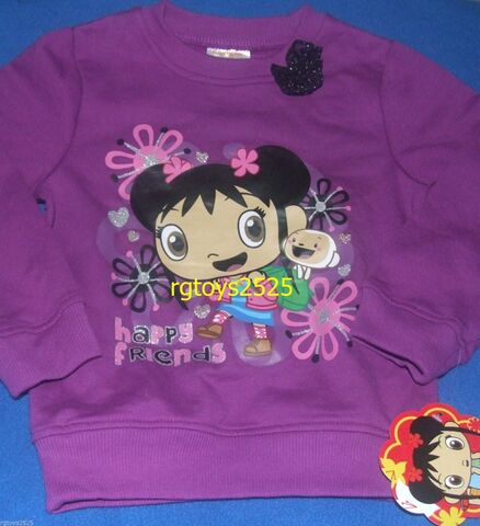 File:Ni Hao Kai-Lan Size 5T New Fleece Sweatshirt 5T.jpg