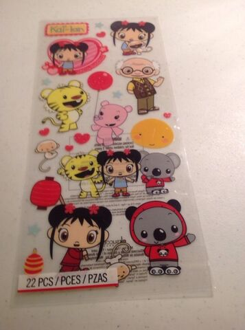 File:Kai-lan Cute Rare Assorted Stickers.jpeg