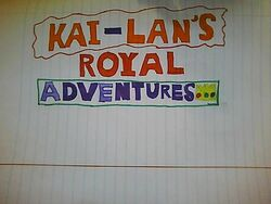 Kai-Lan's Royal Adventures logo