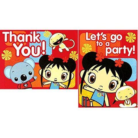 File:Amscan Adorable Ni Hao Kai Lan Red Birthday Party Postcard.jpg