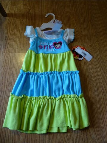 File:NICKELODEON NI HAO KAI-LAN GIRLS DRESS SIZE 2T NWT.jpeg