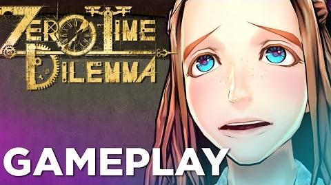 Zero Time Dilemma Gameplay