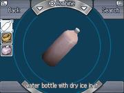 WaterBottleDryIce